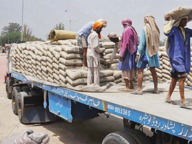 cement prices go up by rs10 per bag in northern region