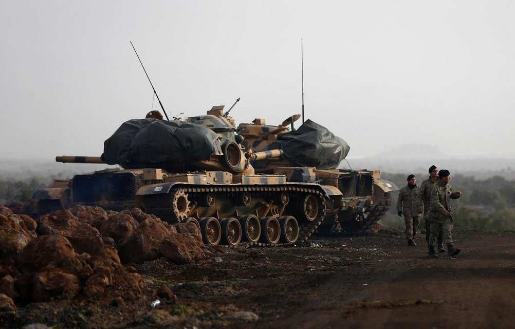 eight turkish soldiers killed in syria 13 wounded army