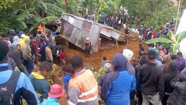 state of emergency declared in png photo reuters