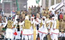 three day makran festival commences