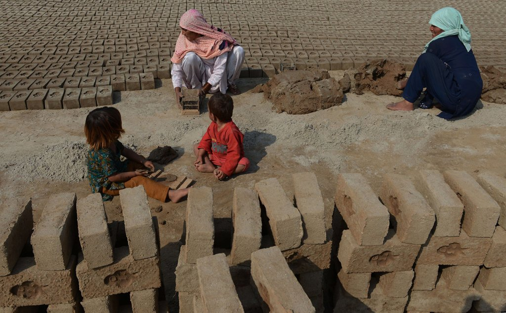 elements working against the development of women were negating the teachings of islam photo afp