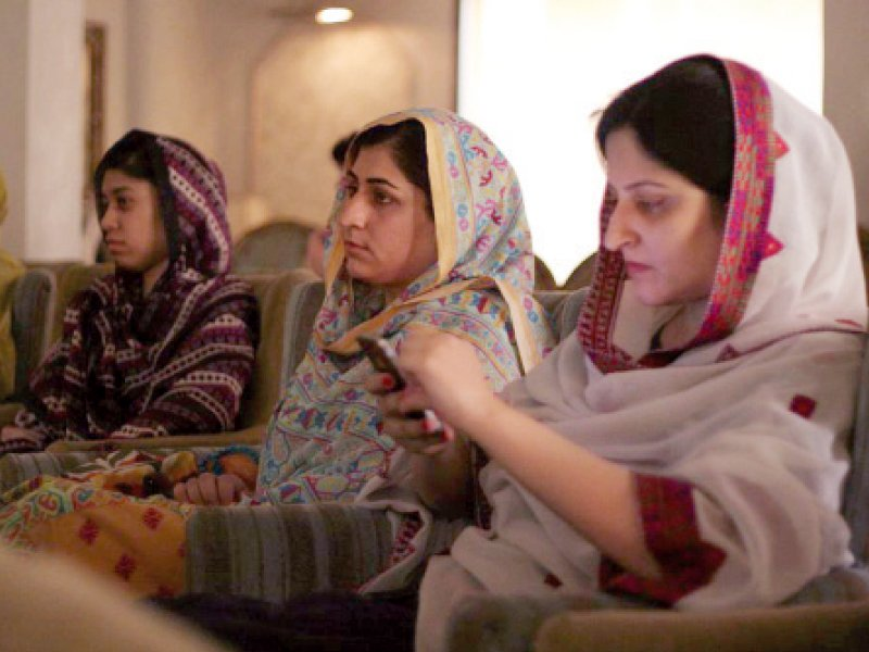 women chamber chief calls for replicating faisalabad s business model photo google business group
