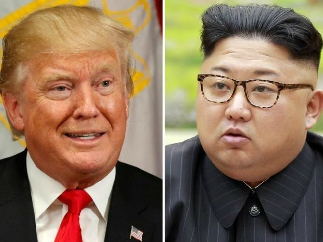 president donald trump says quot dealing with a madman quot is the north korean leader 039 s problem not his photo reuters file