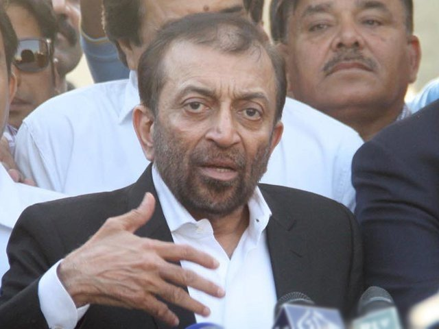 the mqm p senior leader urges the ecp to take notice of 039 horse trading 039 photo file
