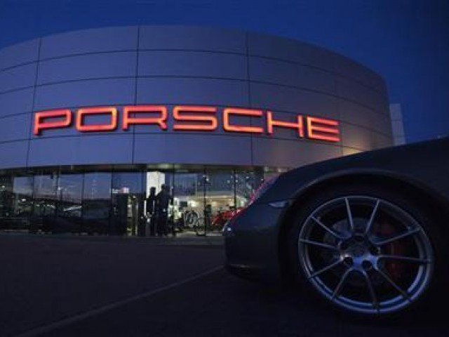 porsche to make flying taxis photo reuters