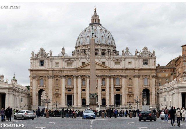st peter 039 s basilica in vatican city photo reuters