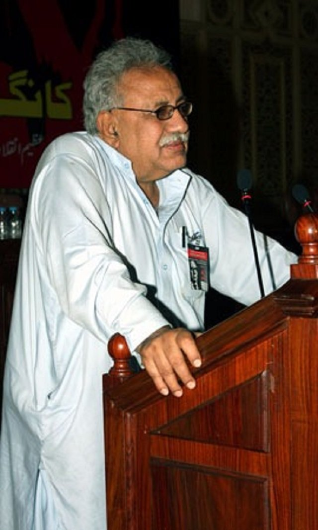 a mentor to many noted rights activist jam saqi passes away