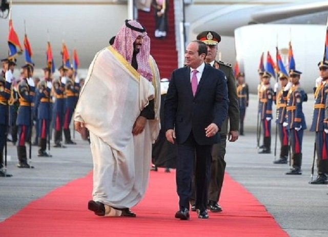 the deal came at the start of prince mohammed 039 s first public trip abroad since becoming heir apparent last year photo reuters