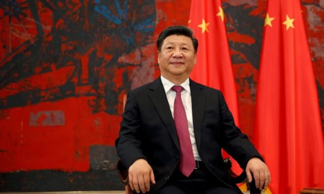 historic meeting lauds lifetime power for xi