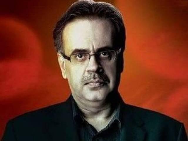 dr shahid masood photo courtesy twitter shahid masood