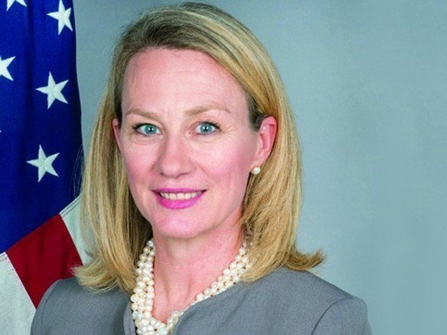 us principal deputy assistant secretary for south and central asian affairs alice wells photo file photo