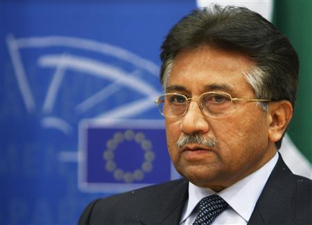 former president general retd pervez musharraf photo reuters