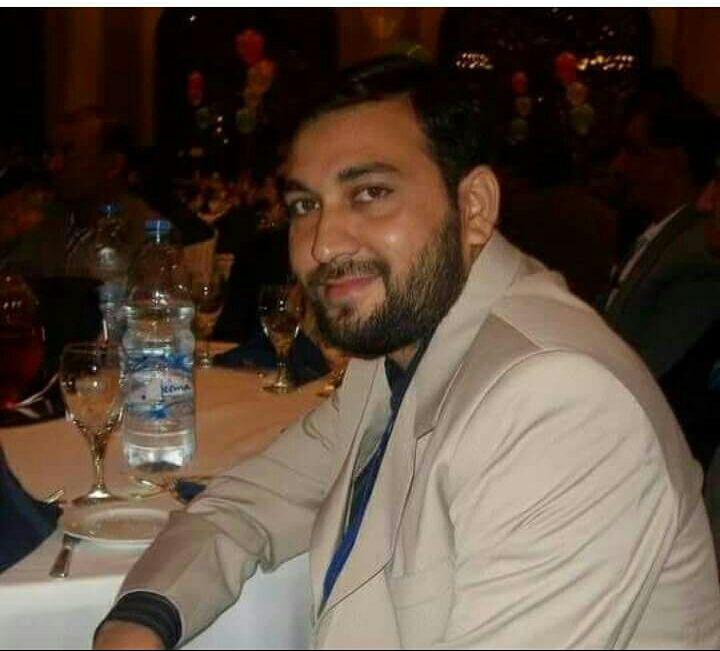 Samar Abbas. PHOTO: FACEBOOK