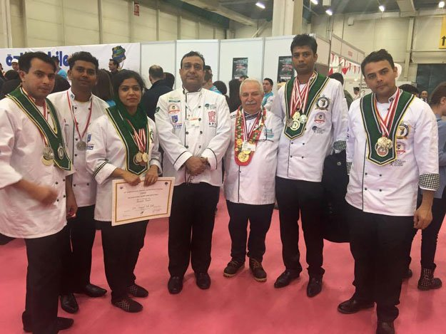 international culinary festival 2018 renowned chefs hit cooking stations