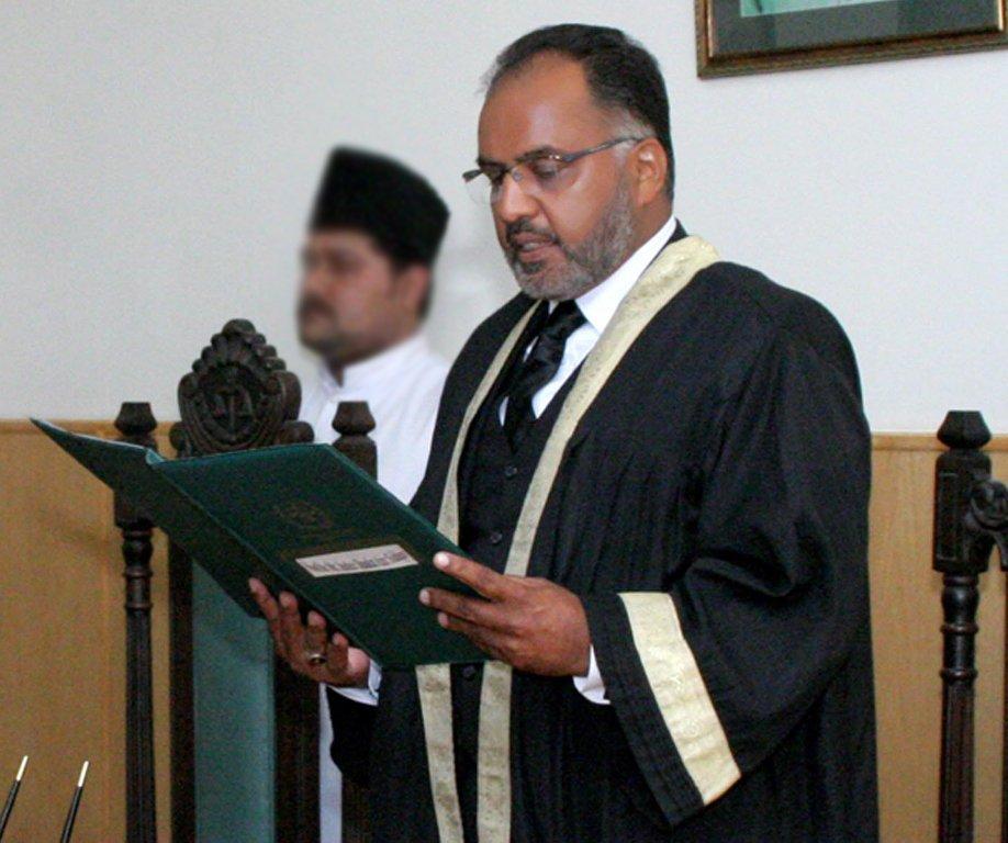 declaring faith compulsory to join army judiciary civil services ihc