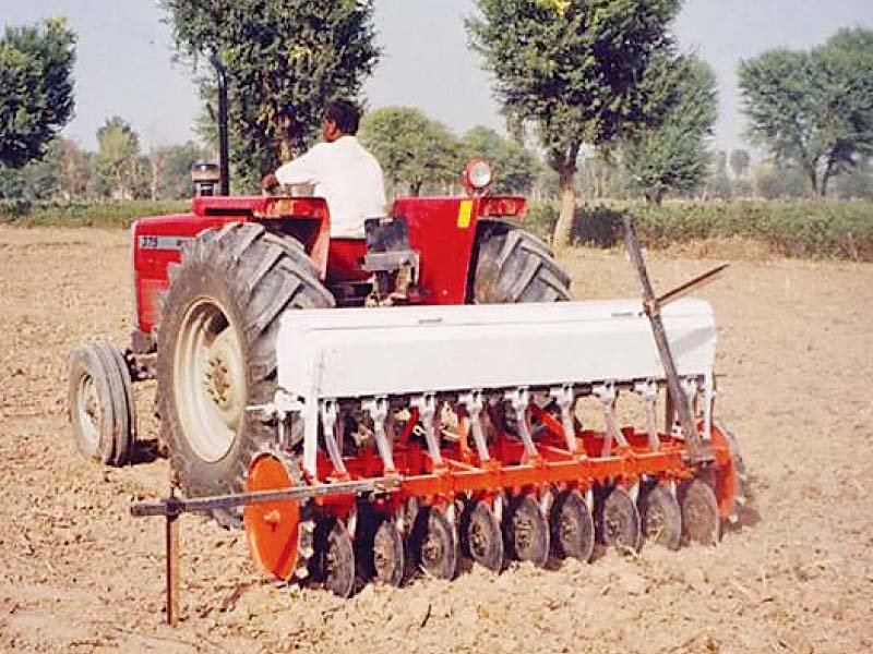 amri has developed more than 120 agriculture machines since its inception photo amri