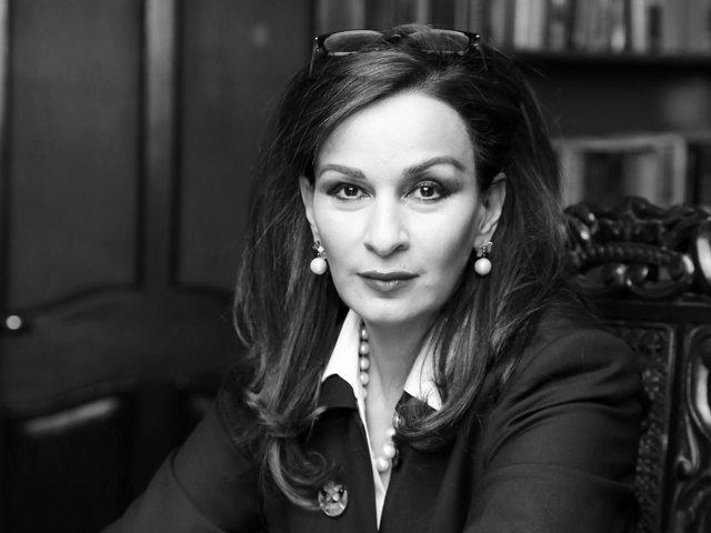 Senator Sherry Rehman. PHOTO: FILE PHOTO