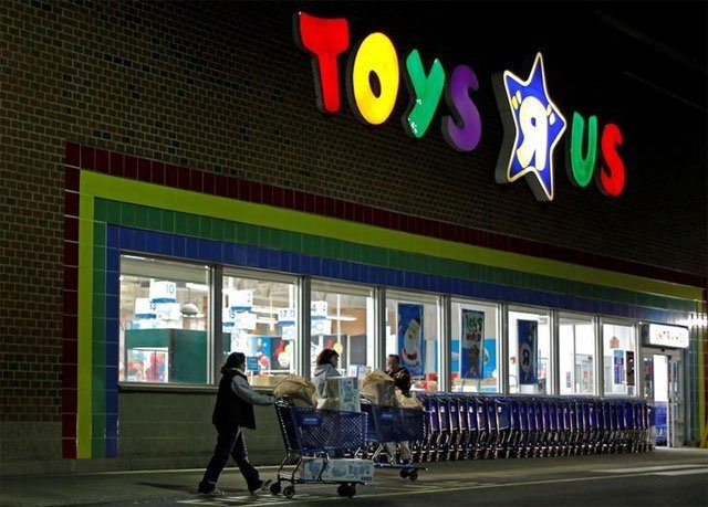 bankrupt toys r us to shut down all 885 stores in us