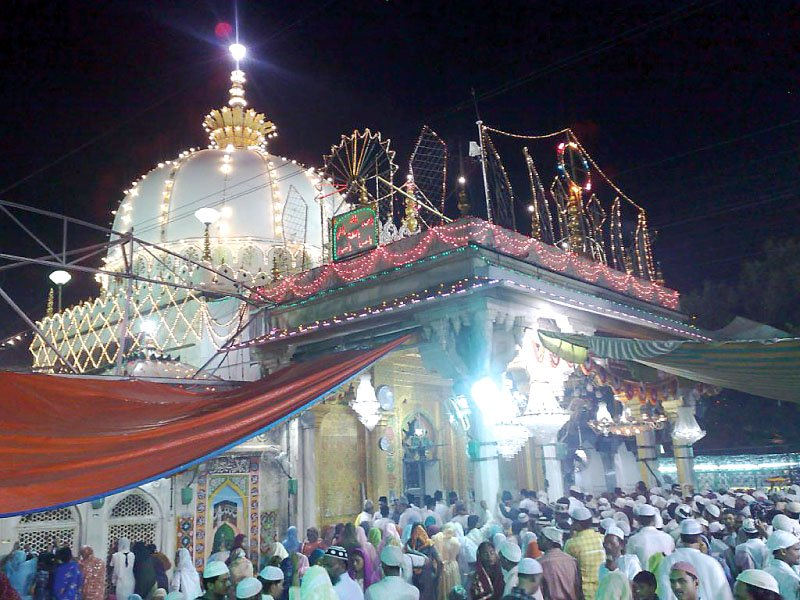 india yet to issue visas to pakistanis for urs at ajmer sharif