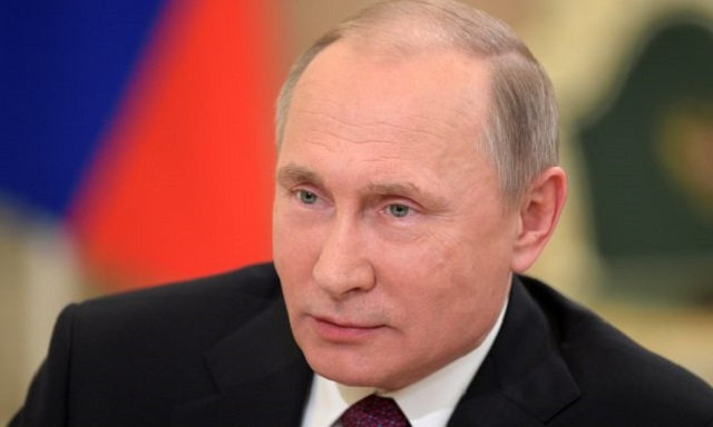 the rise and rise of putin