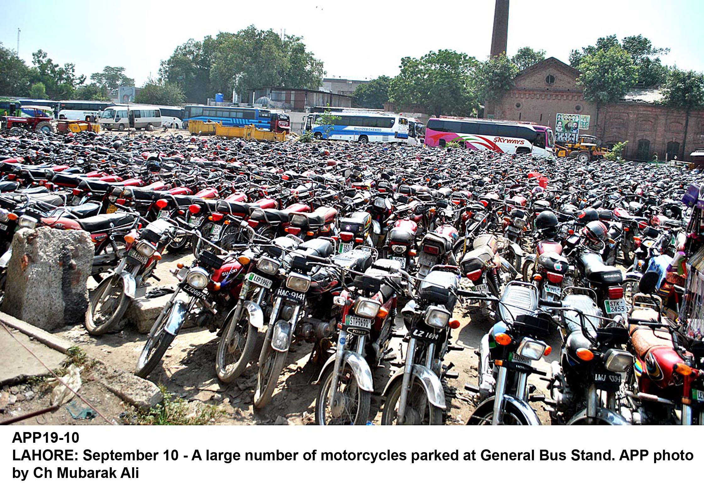 sindh s solution to motorcycle theft met with widespread dismay