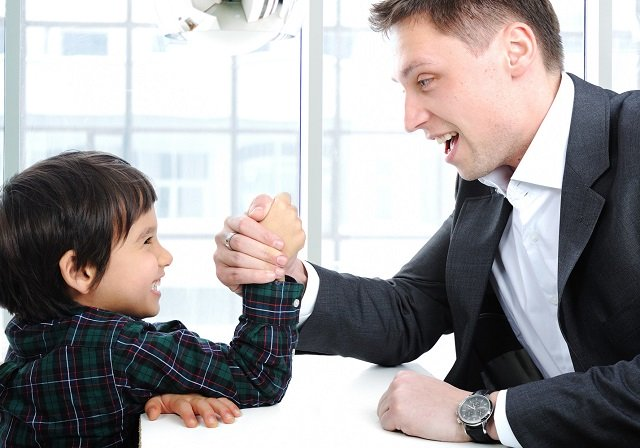 lessons rich parents teach their offspring to be successful