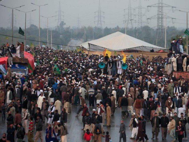 top court dissatisfied with isi report on faizabad protest