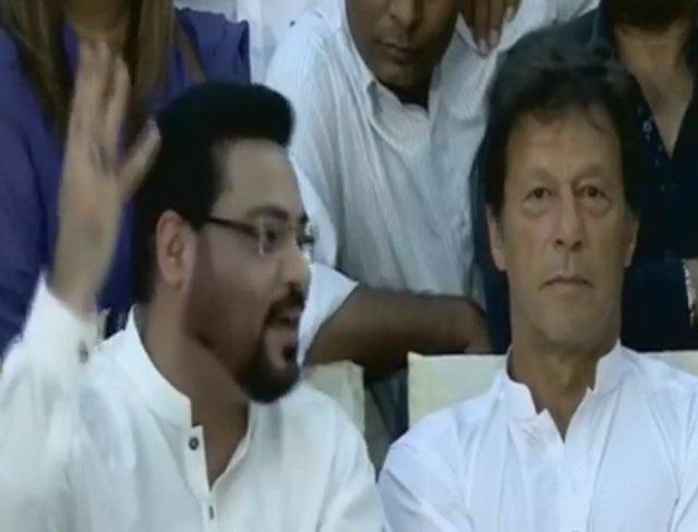 aamir liaquat joins pti calls it his final destination