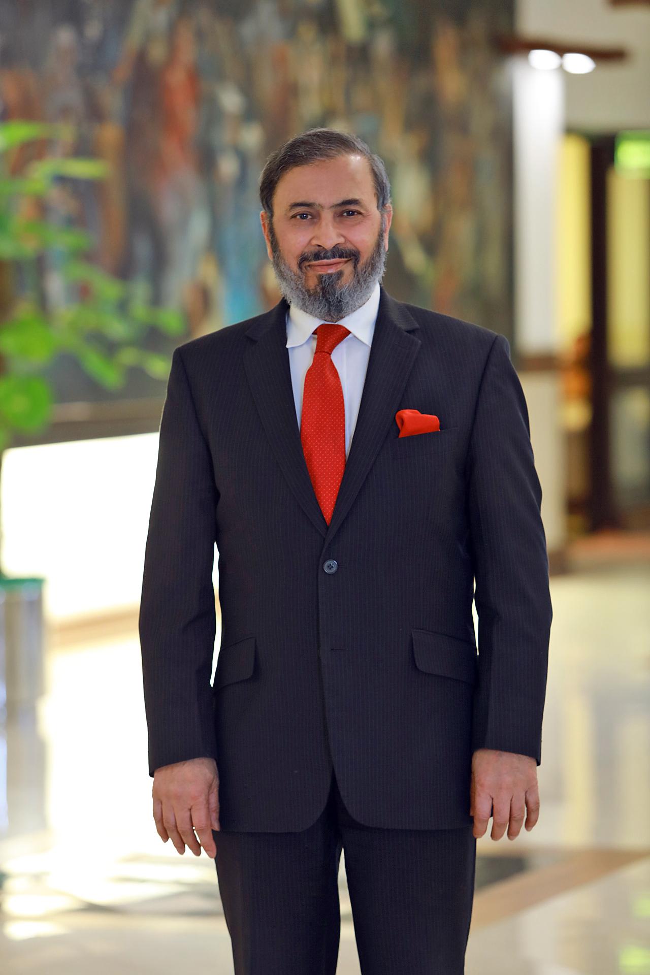 NBP President Saeed Ahmed. PHOTO: NBP OFFICIAL