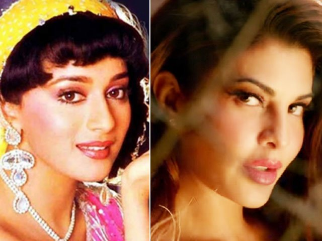 internet slams jacqueline fernandez for ruining madhuri dixit s iconic ek do teen