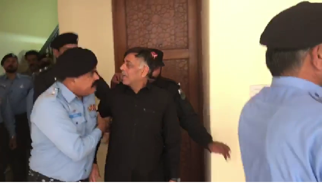 naqeebullah s case rao anwar given in police custody for one month