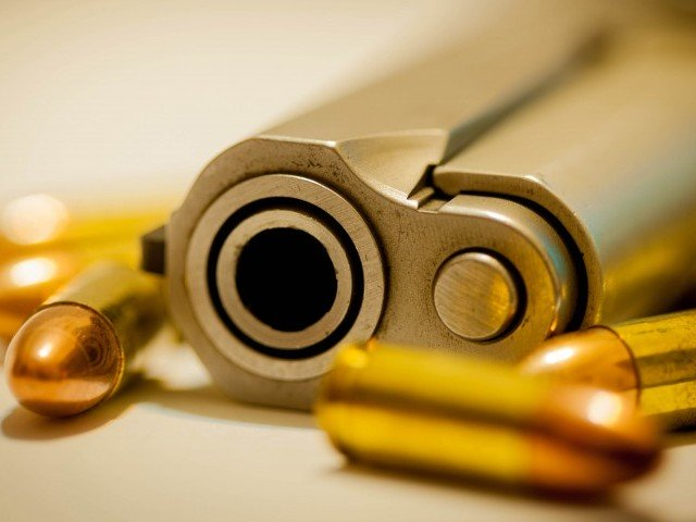 man gunned down two others injured near new rizvia society