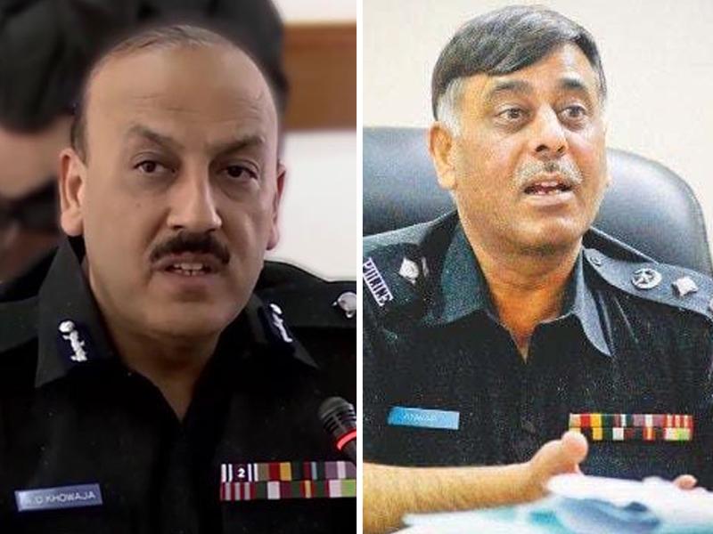 no connection between rao anwar s arrest replacement of ad khawaja cm sindh