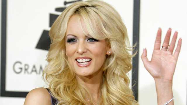 porn actress says she was threatened to keep silent on trump fling
