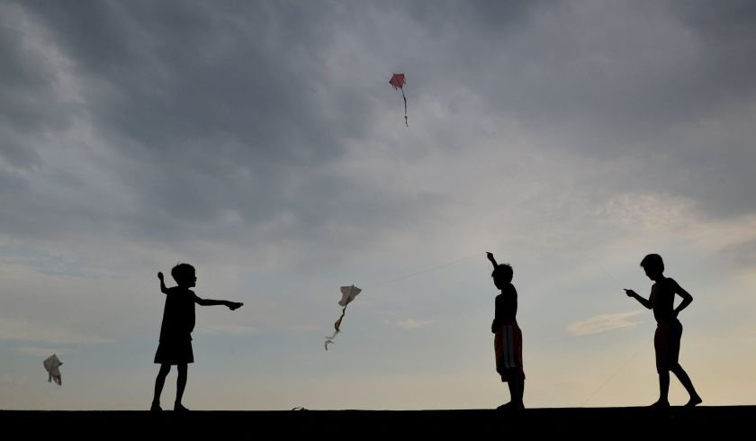kite string slays youth injures another