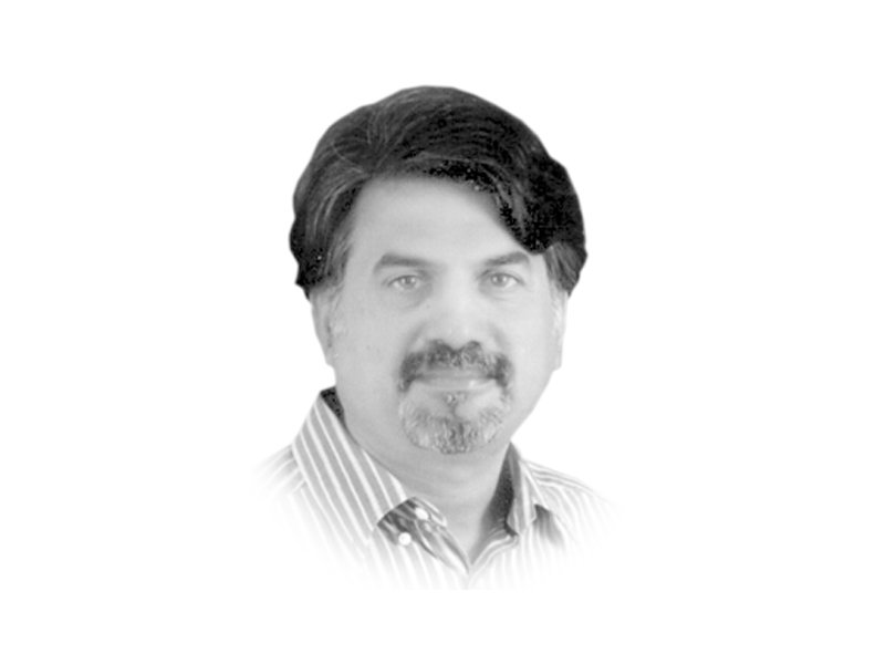 the writer is a retired lieutenant colonel of the pakistan army and is a phd in civil military relations