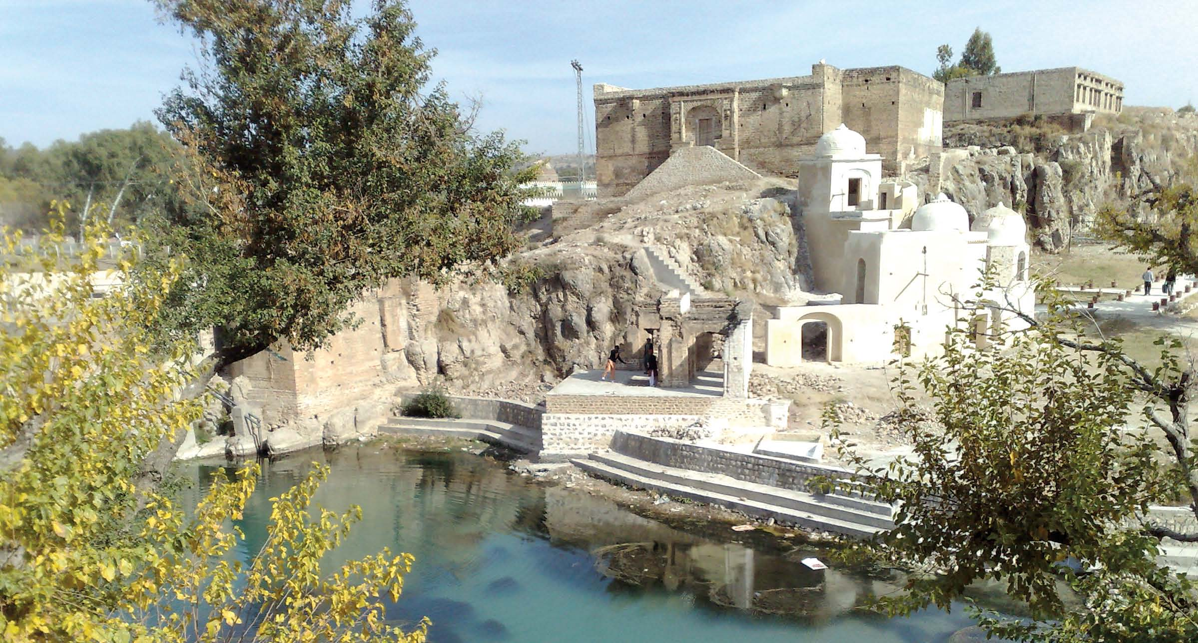 na standing committee report sought on dried up katas raj pond
