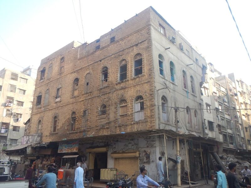 heritage foundation calls for restoration of calcutta house in karachi