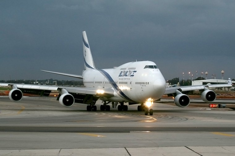 israel s el al petitions high court against flights via saudi airspace