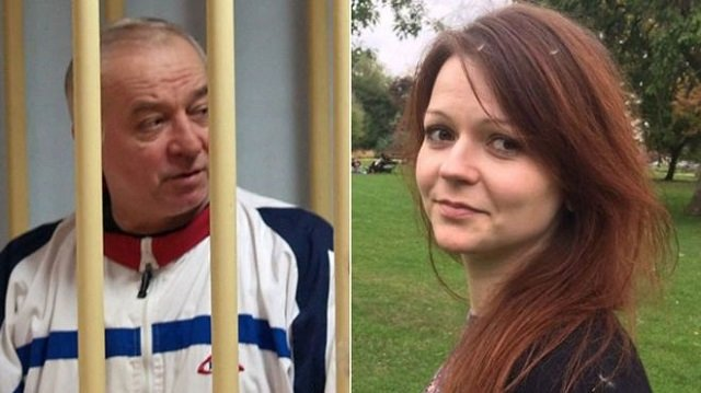 former russian spy poisoned by nerve agent on door of home in england   police