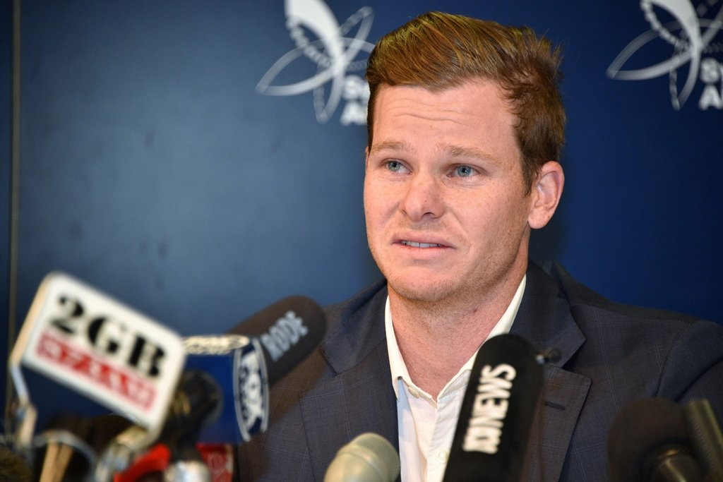 tearful smith accepts full responsibility in cheating scandal