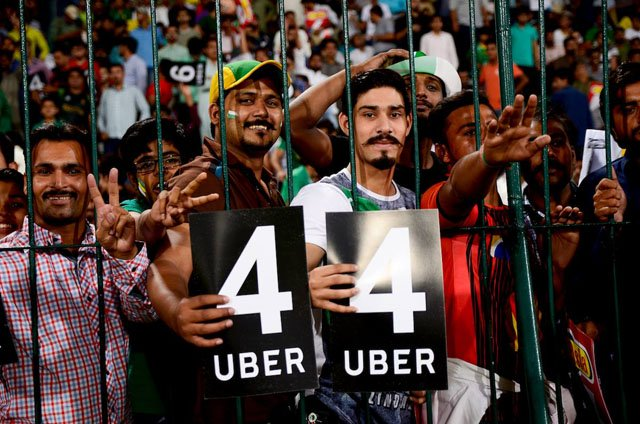 uber becomes the official transport partner for the west indies tour