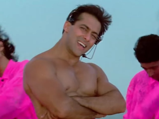 salman khan to recreate the iconic oh oh jaane jaana song