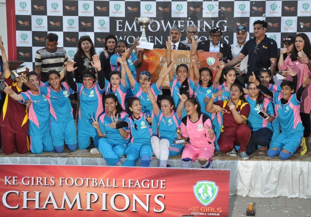 corporate tournaments a stepping stone for women s football