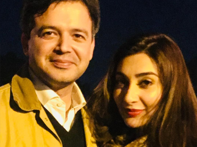 wedding bells former actor aisha khan to tie the knot