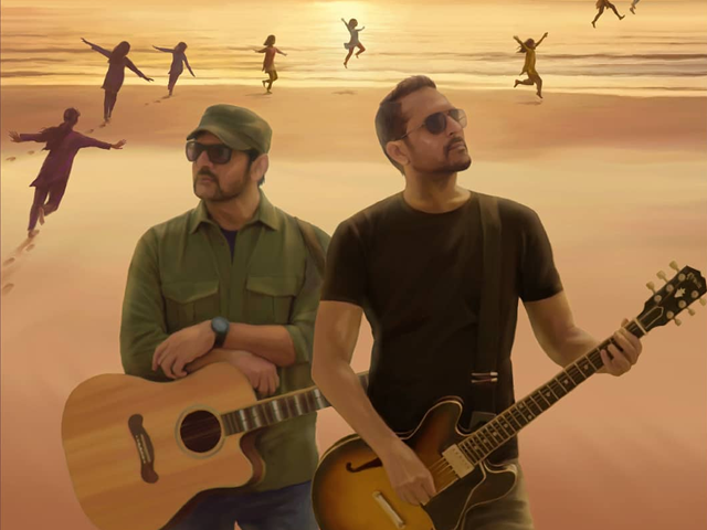 strings flies high with new song urr jaoon