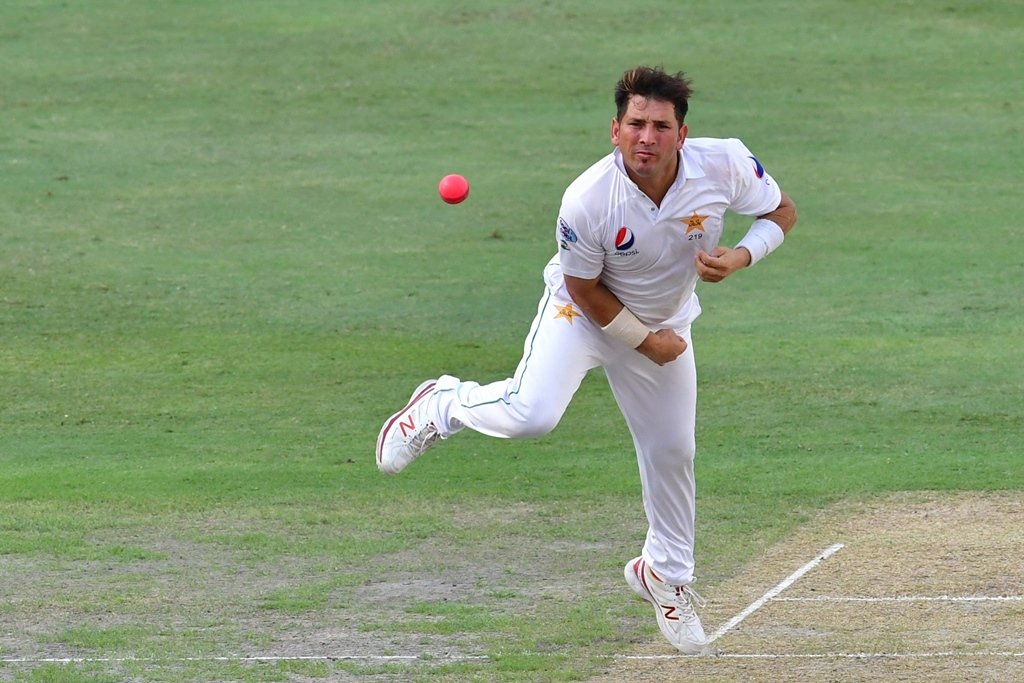 yasir is pakistan s highest ranked test bowler at the moment and has been for a while now photo afp