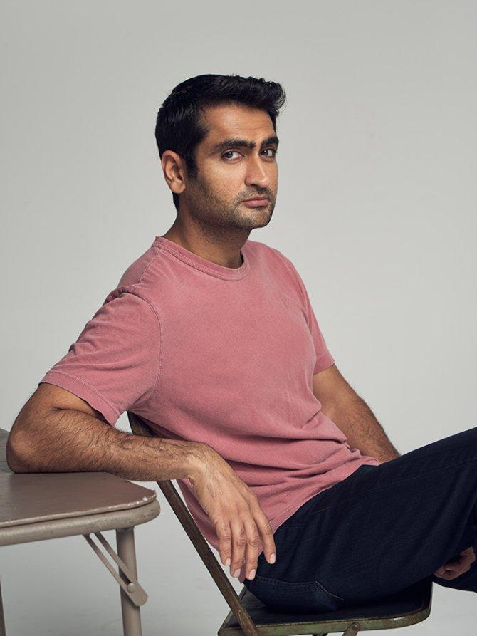 kumail nanjiani cast in upcoming comedy stuber