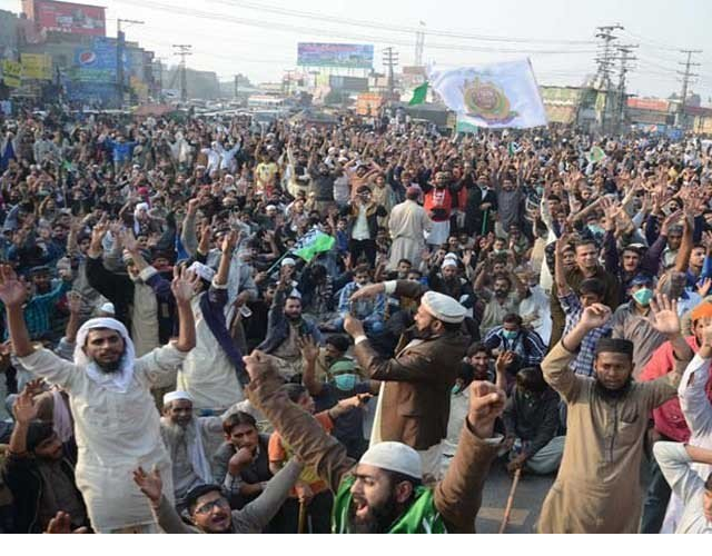 citizens suffer as tlyra protest enters ninth day