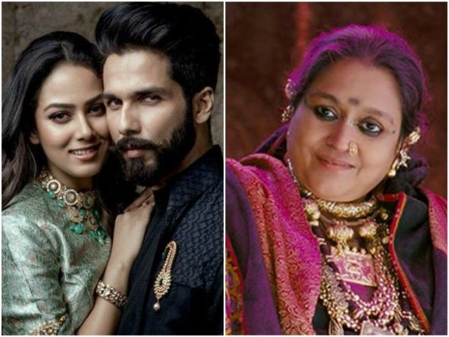 shahid kapoor s step mother opens up on her relationship with mira rajput